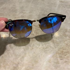 Ray Ban Clubmasters Remix